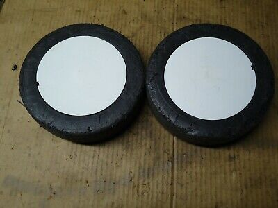 £10 • Buy Mountfield/champion/sovereign Lawnmower Rear Drive Wheels-b (may Fit Others)