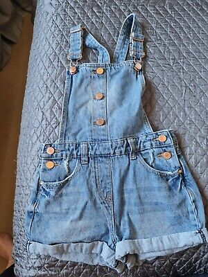 £1 • Buy Girls George Dungarees Size 8-9