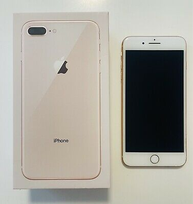 AU500 • Buy Rose Gold IPhone 8plus 256GB - AS NEW CONDITION !!!