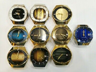 $ CDN50.16 • Buy Vintage Lot 5 Pc Nos 1 Jewel Swiss Movement Watch  As For Parts