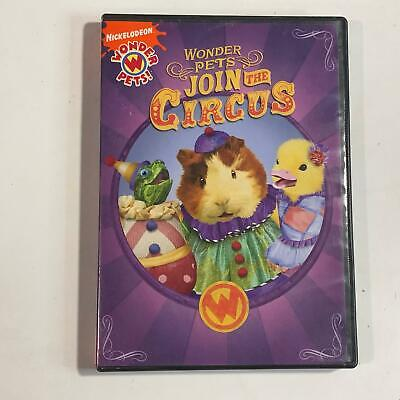£4.37 • Buy Wonder Pets: Join The Circus DVD Kids Movie DVD63
