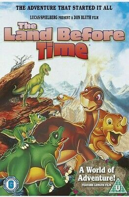 £4.98 • Buy The Land Before Time [1989] DVD