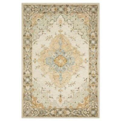 $89.99 • Buy Magnolia Home By Joanna Gaines Ryeland 36 X 56 Area Rug In Ivory/Mult