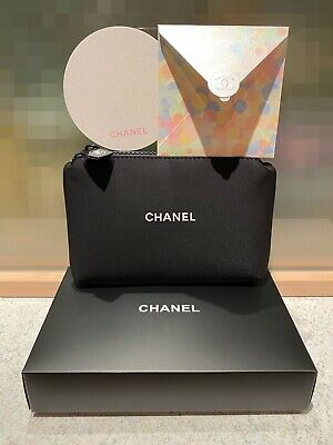 £22.99 • Buy GENUINE Chanel Makeup Traveling Wash BAG VIP GIFT From Beauty Counter Limited
