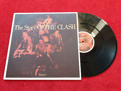 £7.19 • Buy The Clash The Story Of The Clash Volume 1 UK 2-LP. ORIG PRESSING