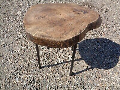 £15 • Buy Tree Trunk Slice Coffee Table  Tree Trunk Section Table