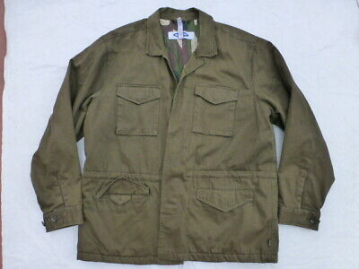 $29.92 • Buy Mens Old Navy Army Cargo Style Jacket Olive Green Size L #5208