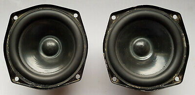 £12.50 • Buy Two KEF B110A SP1003 Speakers From 1984.