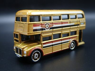 $ CDN12.43 • Buy Routemaster Double Decker Bus 1:64 Mb Scale Collectible Diorama Diecast Model