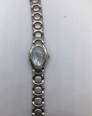 £3.80 • Buy Sekonda Ladies Watch Silver Colour Untested Spares Repairs Smashed Glass 4805G