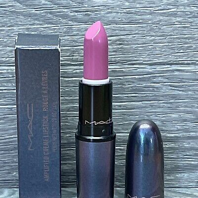 $20.49 • Buy MAC GOODBYE KISS AMPLIFIED Lipstick Mirage Noir Collection Fast Ship AUTHENTIC