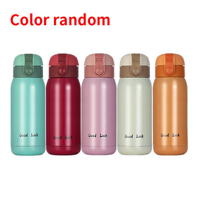£8.49 • Buy 200/360ML Mini Stainless Steel Vacuum Flask Thermos Travel Mug Coffee Cup #T08