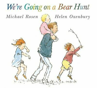 £2.99 • Buy We're Going On A Bear Hunt (CBH Children / Picture Books), Michael Rosen, UsedVe