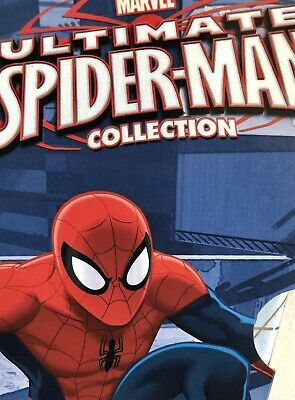 £8 • Buy Marvel Ultimate Spiderman Collection(cartoon)4 Disc Box Set