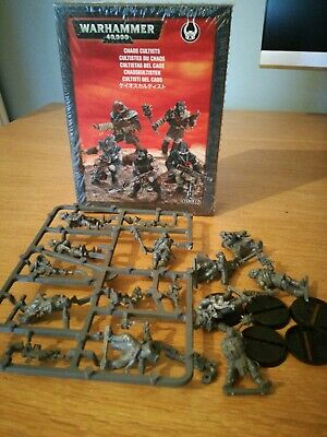 £4.20 • Buy Warhammer 40k Chaos Cultists X15