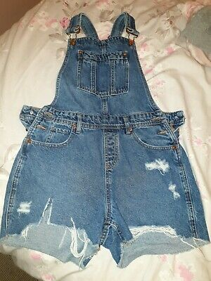 £2.99 • Buy Girls Dungarees Age 13
