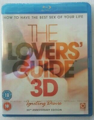 £9.99 • Buy The Lovers' Guide 3D 2011 20th Anniversary Edition Region B Blu-ray Inc. 2D Ver.