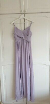 £35 • Buy Tobi Prom Dress - All About Tonight Maxi Dress In Lavender - Size Small