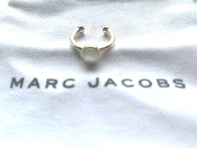 £24.78 • Buy Marc Jacobs Gold W/ Pearl Ring