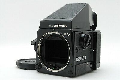 £405.89 • Buy 【Exc +5】Zenza Bronica GS-1 Body W/ Prism Finder Film Camera From JAPAN #d0413