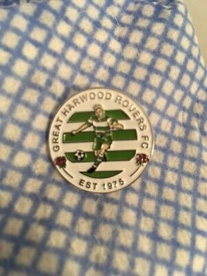 £4.20 • Buy Great Harwood Rovers Fc - Non League Club - Badge