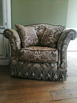 £250 • Buy Duresta Gold Armchair Absolutely Immaculate