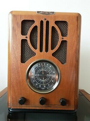 £75 • Buy Steepletone Vintage Style Collectors Edition Fm/am Radio And Cassette Player.