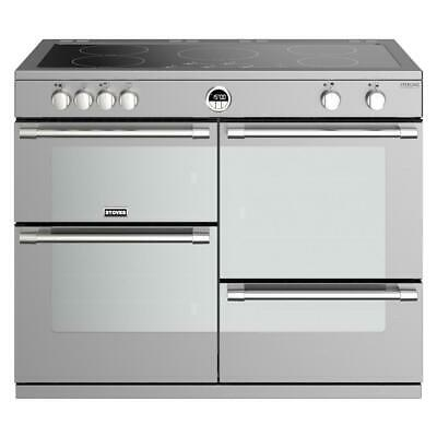 £1246.96 • Buy Refurbished Stoves Sterling Deluxe S1100Ei Stainless Steel 110cm Electric Ind...