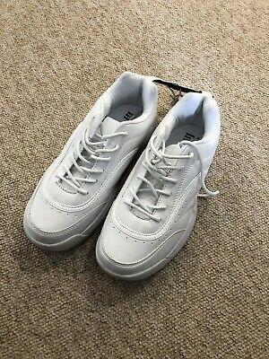 £6.99 • Buy White Primark Trainers, Size 6