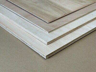 £11.53 • Buy A3 A4 Hardwood PLY Sheets / Boards Various Thicknesses. We Can Cut To Size.