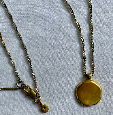 £8.99 • Buy Madewell Gold Coin Layering Necklace