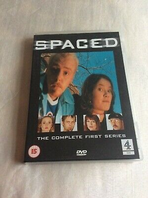£1.70 • Buy Spaced The Complete First Series Dvd Simon Pegg Jessica Stevenson