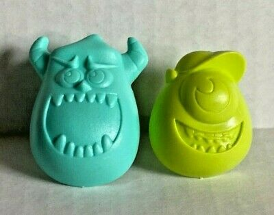 £5.03 • Buy Bakery Crafts Plastic Cupcake Rings Toppers New Lot Of 6  Monsters Inc  #1