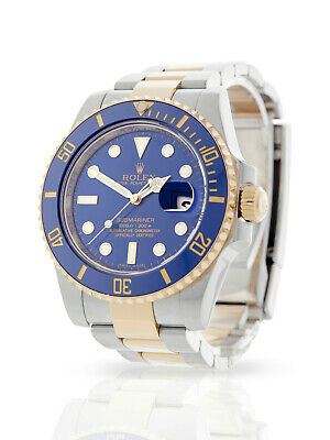 $ CDN20493.31 • Buy 2016 Rolex Submariner Date 116613lb Box & Papers 12-month Warranty