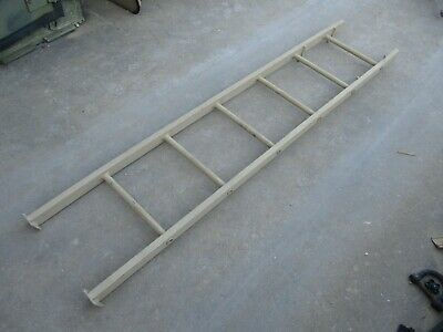 $125 • Buy Used 80  Boarding Ladder, Aluminum, Great For M923 Cargo Truck But Works On Othe