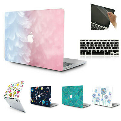 $13.47 • Buy 3in1 Hard Shell Case Cover Keyboard Skin For MacBook Air Pro 11 13 15 & M1 CPU