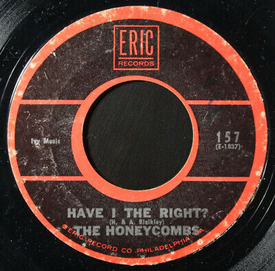 £9.21 • Buy The Honeycombs Have I The Right Vinyl 7 .8100.
