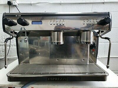£1100 • Buy Expobar Machine G10 Group 2 Automatic Maker Espresso Coffee 11.5 L Commercial UK