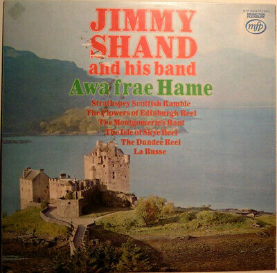 £11.03 • Buy Jimmy Shand And His Awa Frae Hame Vinyl .1177.