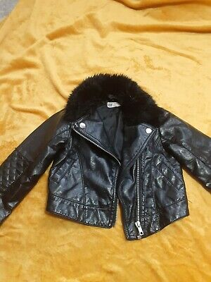 £1.40 • Buy Leather Jacket Size 18 Months To 24