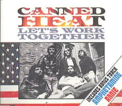 £10.37 • Buy Canned Heat Let's Work Together CD .7900.