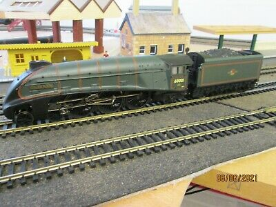 £26 • Buy Hornby A4 Golden Plover For Spares Or Repair Non Runner.