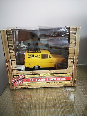 £25 • Buy Only Fools And Horses 3D Novelty Alarm Clock -Trotters Car 1998 Wesco - Unboxed