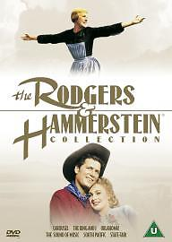 £15.50 • Buy Rodgers And Hammerstein (DVD, 2002, 6-Disc Set, Box Set)