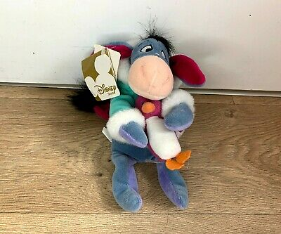 £5.99 • Buy Official The Disney Store Eskimo Eeyore Toy Plush With Tags