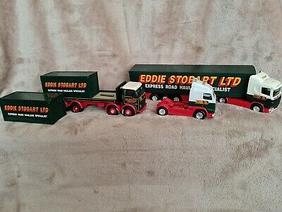 £12.95 • Buy Eddie Stobart Lorry Collection - Job Lot Various Scales & Items