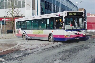 £0.40 • Buy Bus Photo, First Potteries Photograph Picture Plaxton Dennis Dart 40376 R250sba