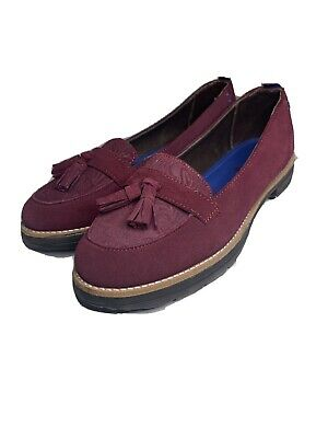 £17.99 • Buy Moshulu Ladies Flat Pumps Shoes Loafers Moccasin Shoes Size 6 EU 39 WORN ONCE