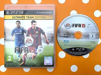 £3.99 • Buy FIFA 15 Ultimate Team EditionPlaystation 3 PS3 Game + Free UK Delivery