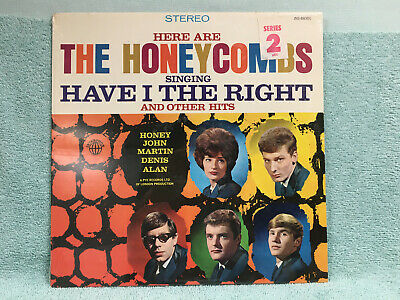 £34.69 • Buy The Honeycombs Have I The Right Stereo INS-88001 Interphon (Series 2 HDC) SEALED